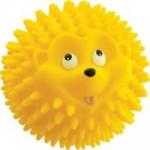 16426 Зооник Игрушка для собак Мяч-Ежик №9 ф83мм
