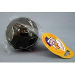 164120 Зооник Игрушка для собак Мяч ц/р черный большой ф80мм