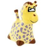 "0139 ZIVER Игрушка ""Жираф"" Размер: 8 см., Цвет: желтый 40.ZV.014"