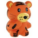 "0160 ZIVER Игрушка ""Тигренок"" Размер: 7,5 см., Цвет: оранжевый 40.ZV.017"