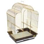 9100G  Клетка д/птиц TRIOL (золото) 42*30*56