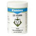 Canina Cat-Vitamin Tabs (Кэт витамин табс) - 100 таблеток